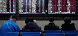 Asian equities slip as vaccine trials, stimulus talks stall