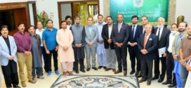 Govt should provide conducive environment for economic progress: Nasir Mirza