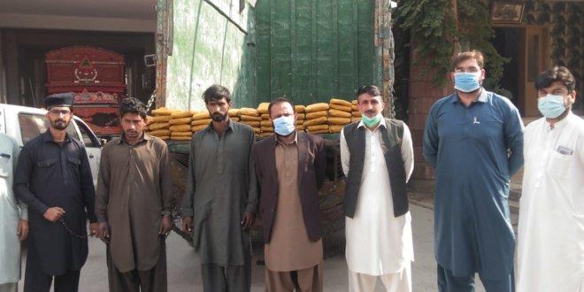 Peshawar I&I seizes narcotics worth Rs64m