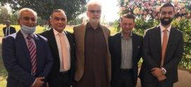 NAB DG Najaf Mirza's son weds
