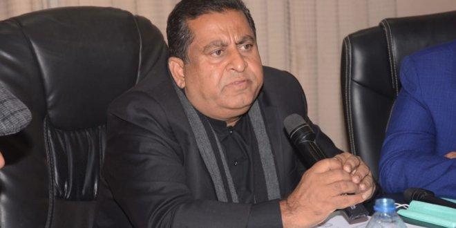 Cotton production falls to 5.5 million bales: Dr. Jassu Mal
