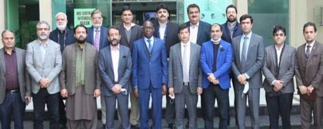 Mali is good export potential market for Pakistan: envoy