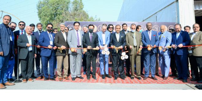 Railway Minister Azam Swati inaugurates RCCI Build 2021 Expo