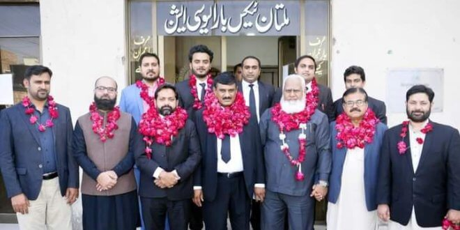 MTBA elects Malik Khadim Hussain Maitla as president & M. Sharif as general secretary