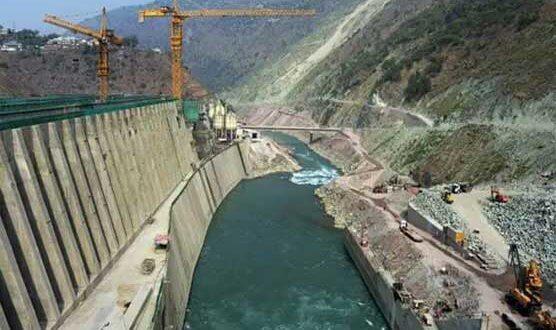 KP govt begins construction of Balakot hydropower project