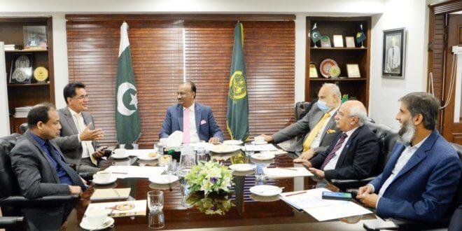 Bangladesh HC visits RCCI, assure full cooperation for promoting bilateral trade ties