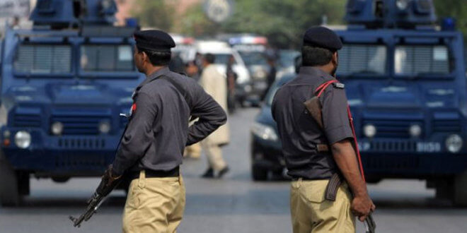 Karachi police foils bid to smuggle non-customs paid items