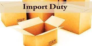 Minimization of import duties on raw material urged
