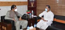 Asim Bajwa vows to unlock Northern Areas potential under CPEC