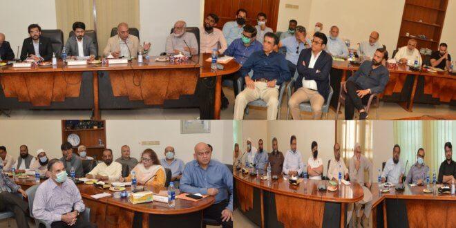 Mehran Town delegation visits KCCI, seeks assistance in de-sealing industries