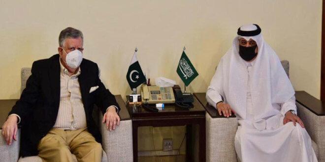 Pakistan, Saudi Arabia to further strengthen economic and business ties